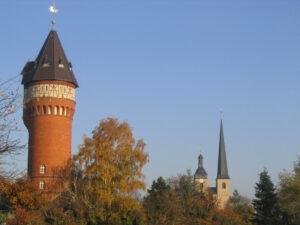 Wasserturm Burg-und Unser Lieben Frauen