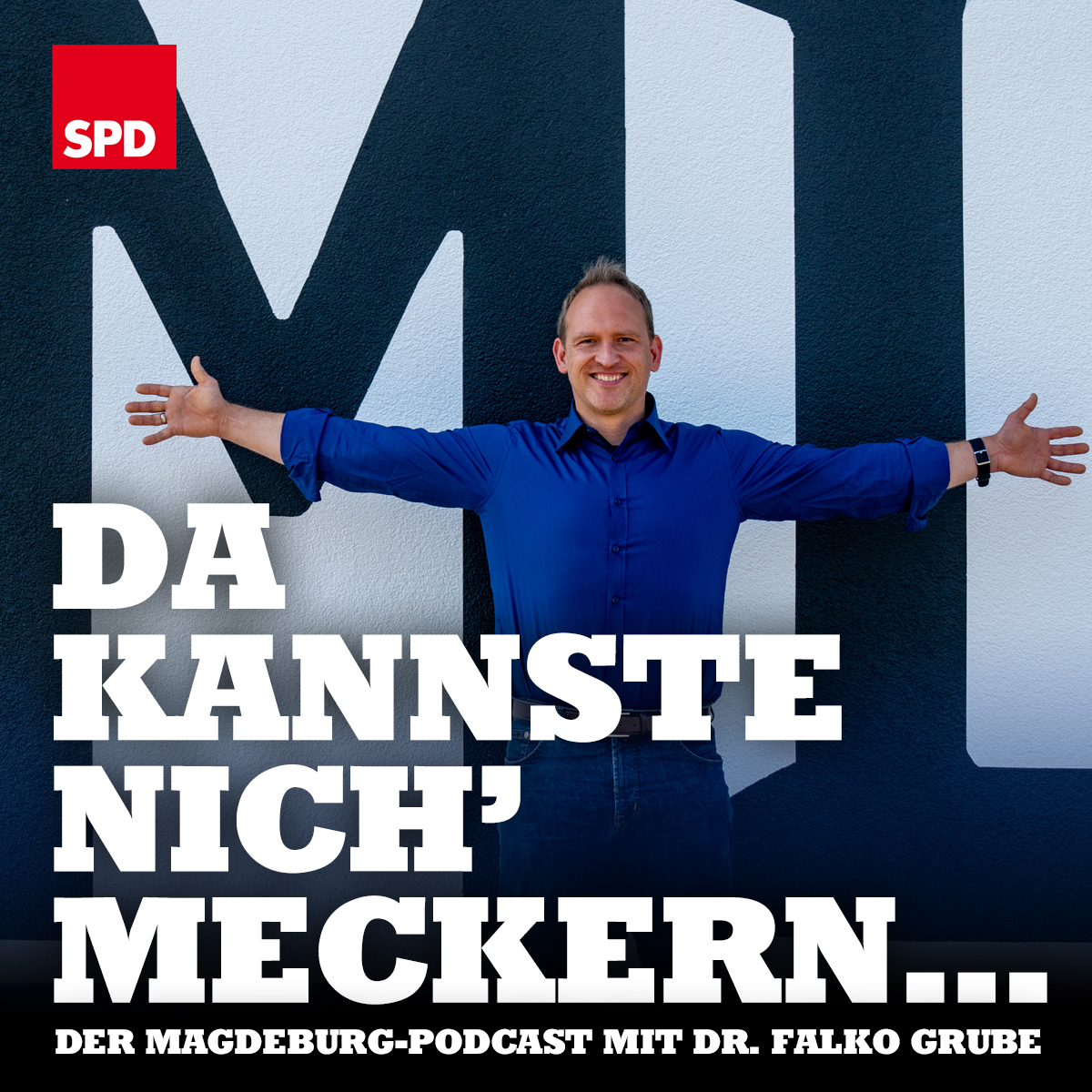 Magdeburg-Podcast von und mit Dr. Falko Grube